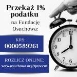 Grzegorz Braun przypomina: ocal 1% swojego podatku!