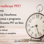 Czas rozliczyć PIT? Wesprzyj Fundację Osuchowa i skorzystaj z programu rozliczania PIT on-line.